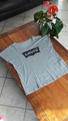 Tchirt Levis gris