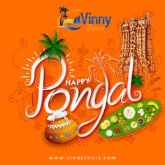 """HAPPY PONGAL"" Wishing you and your family a very prosperous pongal. www.vinnytours.com #pongal2021 #pongalcelebration #tour #travel #Holidays #internationaltour #adventure #honeymoon #trending #bhfyp"
