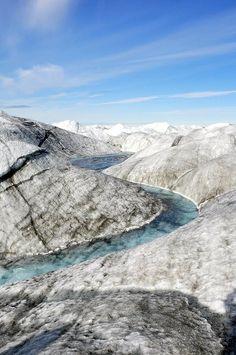 Russell Glacier, Kangerlussuaq, Greenland