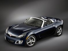 Saturn Sky... I've always wanted a convertible
