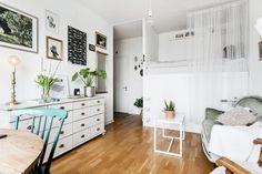 Sovalkov med platsbyggd förvaring, Bergsundsgatan 14, 4tr, Stockholm