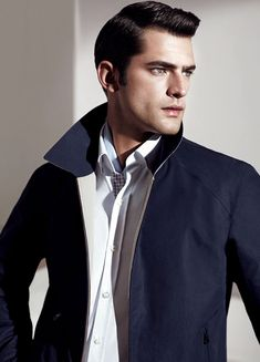 Sean O'Pry for Sarar S/S15 | Photographed by Umit Savaci