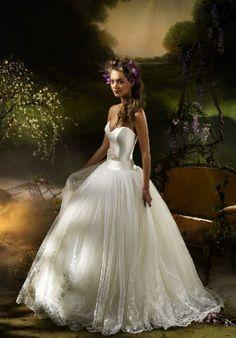 Elegantissimo abito da sposa