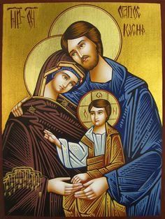 Holy Family - Icon