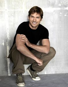"Eros - Nikolaj Coster-Waldau - how could you not trust that smile? And could be both caring and strict with his ""henchmen""."