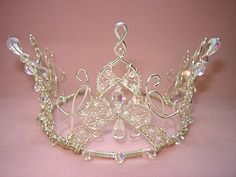 handmade crowns and tiaras - Google Search