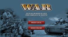 Jogo de tabuleiro WAR ganha versão para computador e tablets