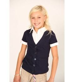 School Uniform Jersey Poplin - School Uniforms - Girls - Kids