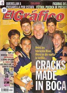 Histórica Foto del diario el Gráfico con nuestro ídolo Cardenal Omar Perez !!!