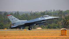 USAF F 16 Falcon by Vishwa Kiran on 500px