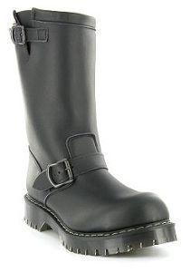 Vegetarian Shoes, Airseal Engineers Boot Steel Toe