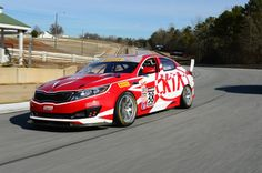 #KiaRacing #36 and 38 #turbocharged Optimas look to defend the @WCRacing Manufacturer Championship @circuitamericas!