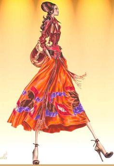 Arturo Elena...F.A.N.T.A.S.T.I.C. Fashion Illustrations