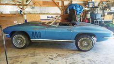 Big Project Big Block: 1966 Corvette - http://barnfinds.com/big-project-big-block-1966-corvette/