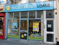 Pocket Money Loans An Art Installation Offering Payday Loans to Children