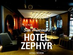 San Francisco's Hotel Zephyr Review   The Cosy Traveller