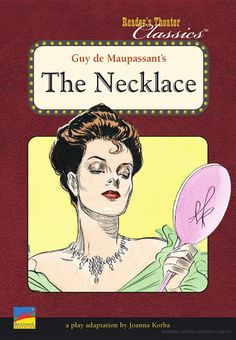 guy de maupassant na vodi guy de maupassant book covers and  essay on the necklace by guy de maupassant the necklace joanna korba guy de maupassant