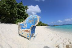Blue Chair Bay #noshoesnation