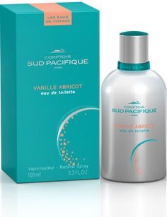 Comptoir Sud Pacifique: Vanille Abricot.  This is a nice smell, very yummy.  I have worn this into work and been asked if I had a box of doughnuts with me (the vanilla and sugar notes)...so it's pretty sweet!  But warm too.    Top note is papaya; middle note is apricot; base notes are vanilla and sugar.