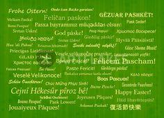 """""""Frohe Ostern"""" Grafik/Illustration von hannahhanszen jetzt als Poster, Kunstdruck oder Grußkarte kaufen.."""