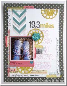19.3 miles layout :: by Daniela Dobson