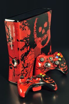 Xbox 360 Gears of War 3 Limited Edition Console Bundle