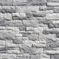 Litestone Flat Shadow Grey 8 Sq Ft Ft Mixture Of Gray Colors Faux Stone Veneer 3954 Stone Veneer Exterior, Faux Stone Veneer, Faux Stone Walls, Stone Exterior Houses, Faux Brick, Brick And Stone, Exterior House Colors, Faux Stone Siding, Exterior Wall Tiles