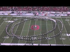 """▶ The Ohio State University Marching Band Performs """"Hollywood Blockbusters"""" - YouTube"""