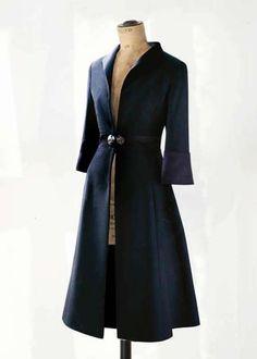 Katherine Hooker - Buxton coat