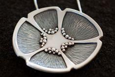 Semilla flor collar