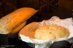 Σπιτικό παραδοσιακό ψωμί   magiacook Greek Bread, Recipes, Food, Breads, Places, Bread Rolls, Recipies, Essen, Bread