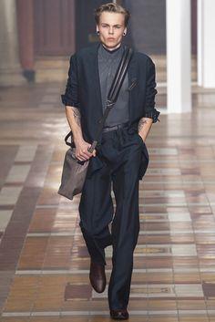 #Lanvin P/V 2015 #tendencia   Vuelve el pantalón ancho