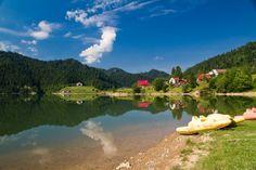 Lacul Colibita 04 Austria, Golf Courses, River, Landscape, Outdoor, Europe, Outdoors, Scenery, Outdoor Games