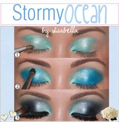 """""""Stormy Ocean. ♥"""" by the-polyvore-tipgirls on Polyvore"""