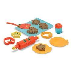 Melissa & Doug Sunny Patch Seaside Sidekicks Sand Cookie Set