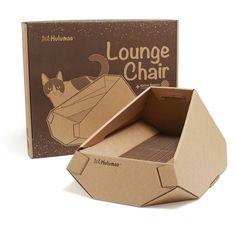 Ideas For Cats Furniture Ideas Gatos Cardboard Cat House, Cardboard Design, Dog Furniture, Cardboard Furniture, Furniture Ideas, Cardboard Chair, Cat Playground, Cat Room, Cat Wallpaper