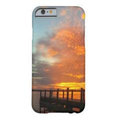 Gorgeous Ocean Inlet iPhone Case