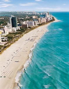South Beach  Miami, FL-- the only thing that would bring me back to miami is south beach! (or coconut grove)