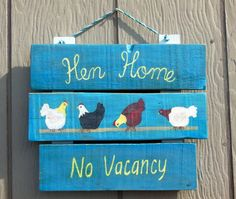 """Hen Home"" by The Chicken Studio"