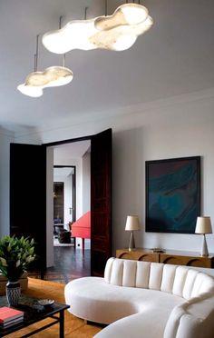 Modernité, géométrie et courbes définissent le style du designer Pierre Yovanovitch. @pierreyovanovitch @architecture @design #brabbu #lyon #bruxelles  Pour plus d'idées, rendez-vous sur www.brabbu.com