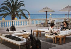 5* Mallorca holiday  Nixe Palace waterfront hotel.