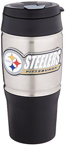 Pittsburgh Steelers Travel Mugs