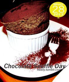 about souffle on Pinterest | Chocolate souffle, Strawberry souffle ...