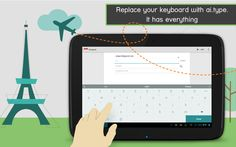 AndroidWorld: ai.type Keyboard Plus v2.2.0.4 Patched apk