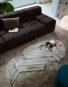 Rosamaria G Frangini | Architecture Living Room | Raj 3 by Gallotti & Radice