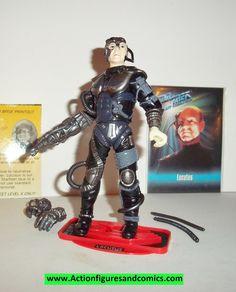 Star Trek CAPTAIN PICARD as LOCUTUS BORG 1993 playmates complete action figures