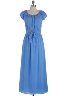 Such a lovely, darling dress.