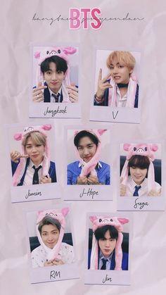 I need to collect all of these BTS photocards BTS Jungkook V JHope Suga RM Jimin Jin is part of Bts - Bts Taehyung, Bts Bangtan Boy, Bts Jungkook, Namjoon, Bts Lockscreen, Foto Bts, Bts Group Picture, Bts Group Photos, K Pop