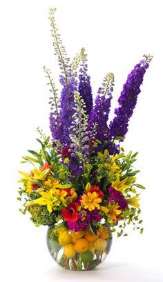 Andrew Koehn Floral Arrangement