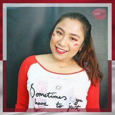 independence day makeup tutorial  tujuh belasan